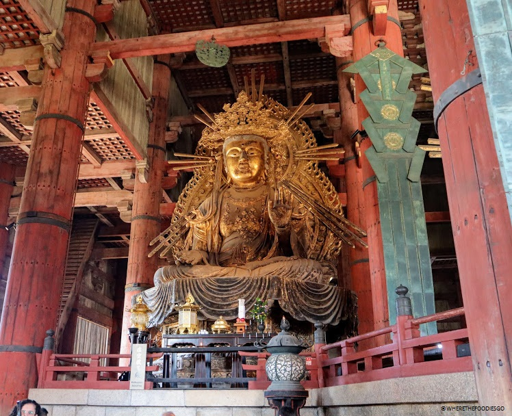 Tempio Tōdai-ji, Nara