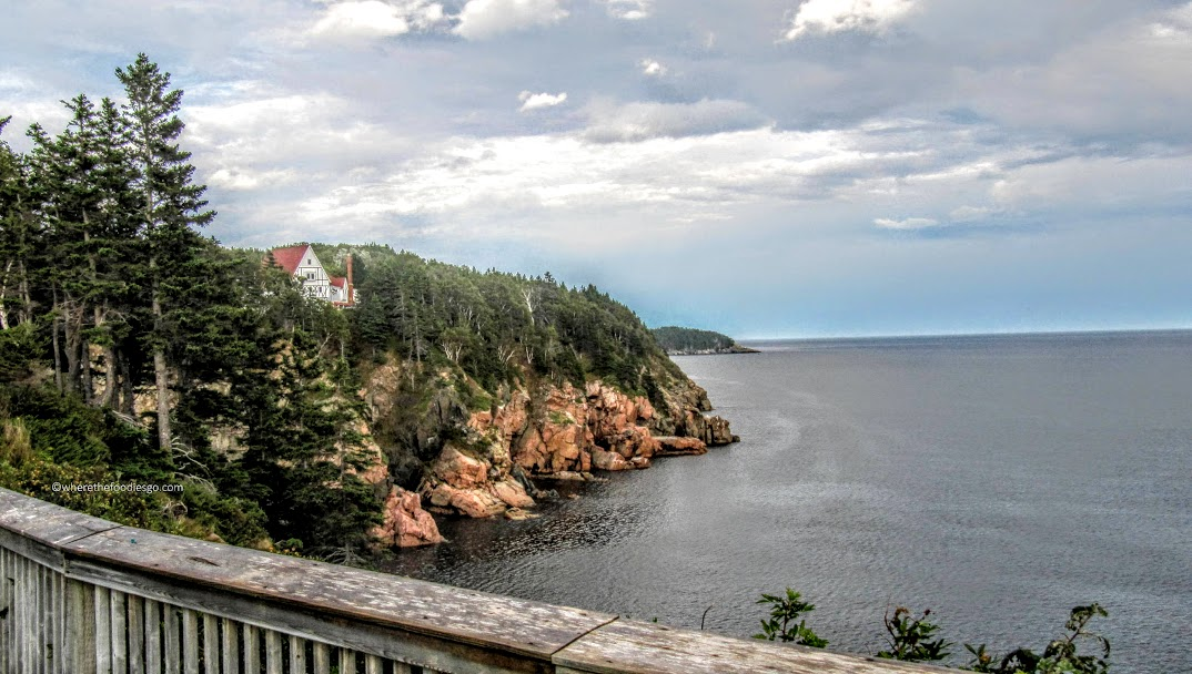 Keltic Lodge, Cabot Trail - Canada