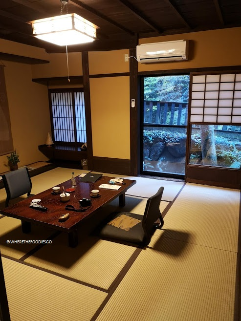 Ryokan Sanga, Kyushu