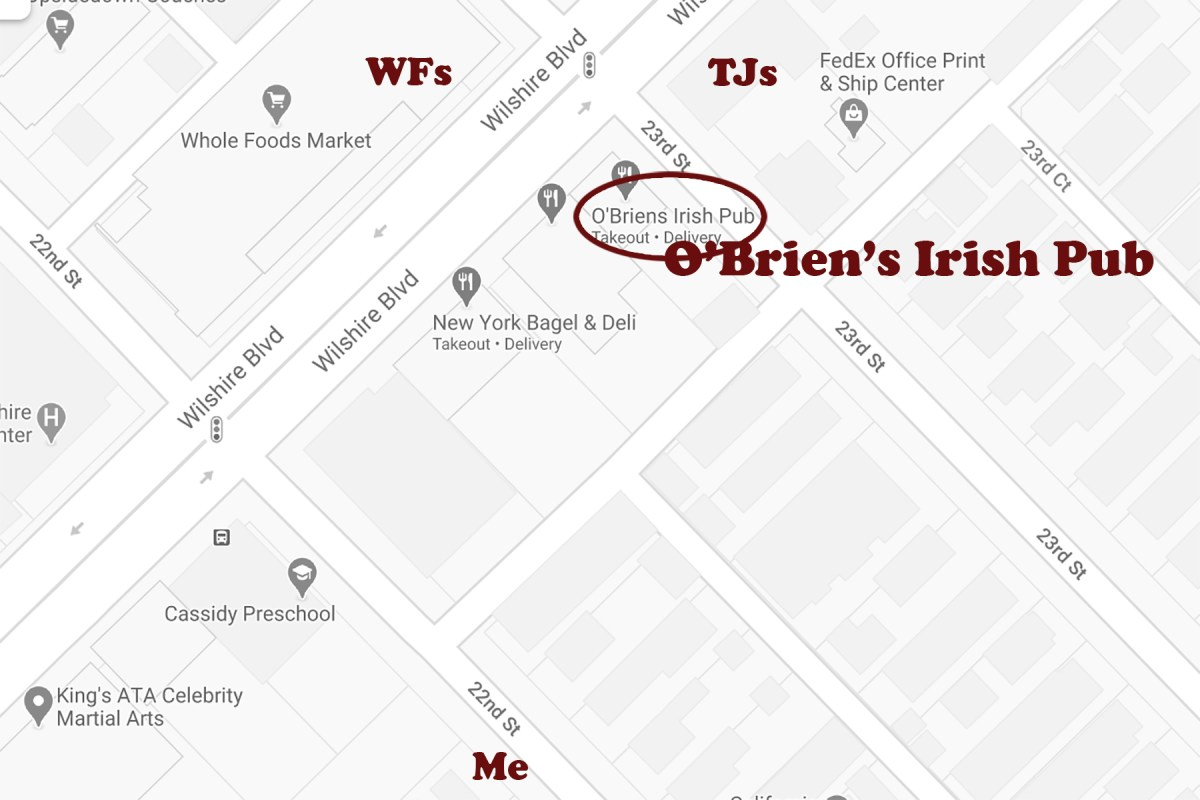 O'Brien's Irish Pub