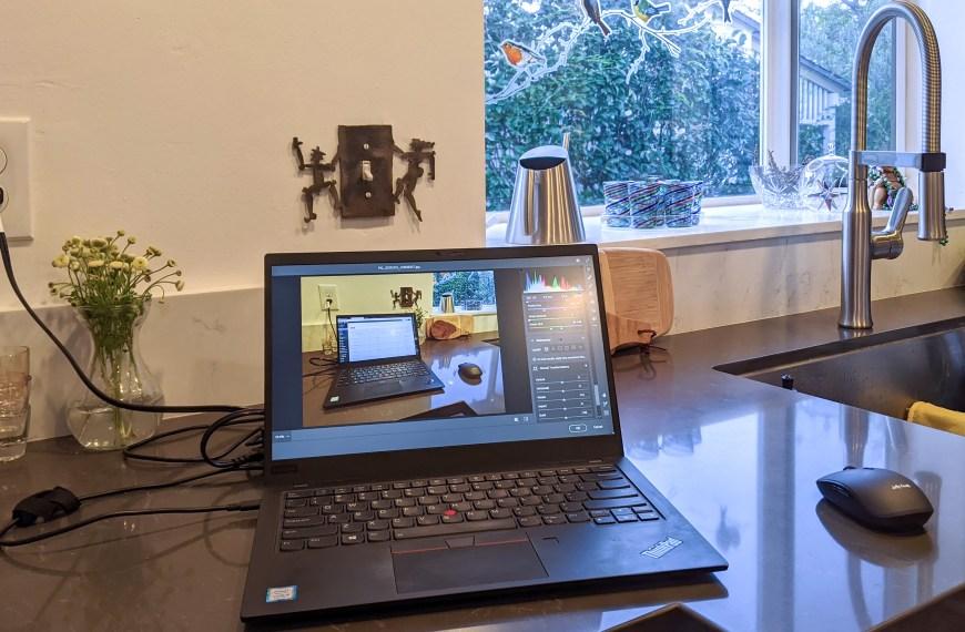 My Standup Desk