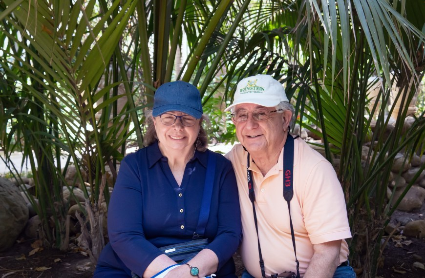 Burt and Charlene