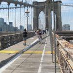 Manhattan Rides Are Up