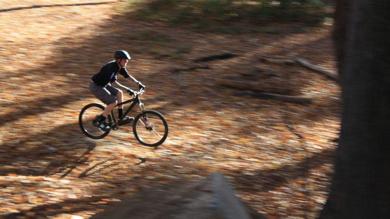 Queens Cunningham Park Bike Ride