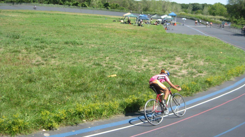 Kissena Velodrome Bike Ride