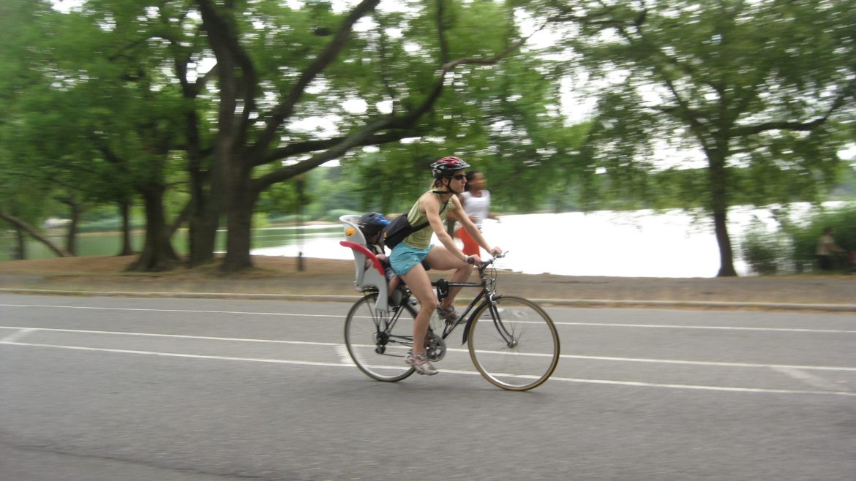 Prospect Park Bike Ride