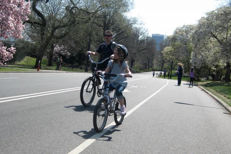 Best Manhattan bike rides