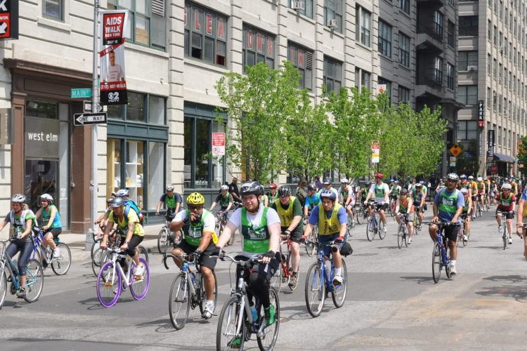 New York City Bike Month