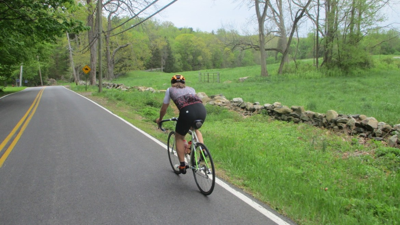 Westchester bike ride