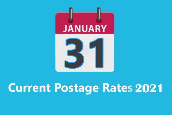 Current US Postage Rates