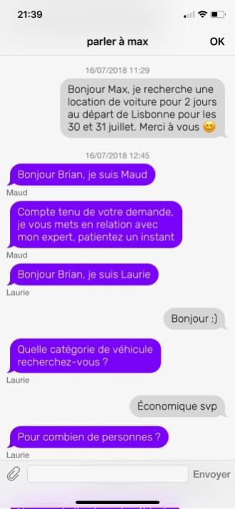 IMG_3276 💳 MAX, LA NÉO-BANQUE FRANÇAISE: PARLONS-EN !