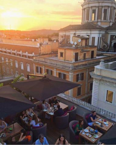 the best rooftop bars in rome
