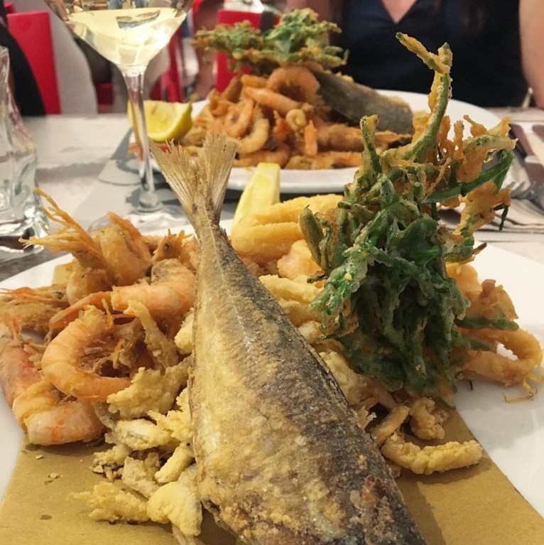 the best restaurants in Tuscany's Monte Argentario
