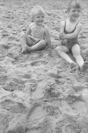 Karen and Ingrid