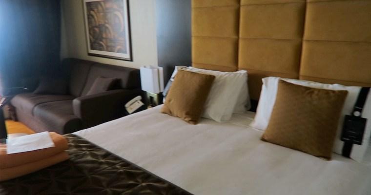 MSC Divina Balcony Cabin Room Tour