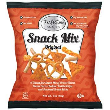 gluten free delta snack mix