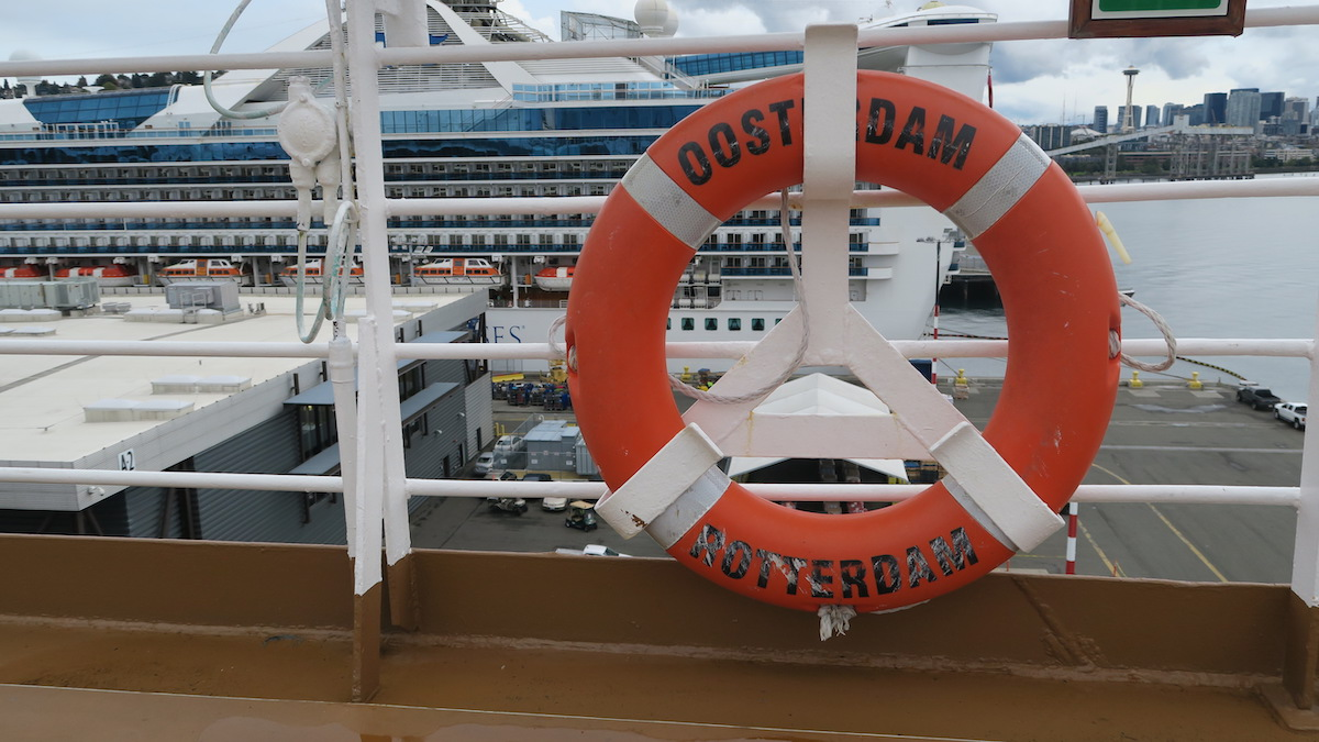 Holland America's Oosterdam Ocean View Cabin Tour