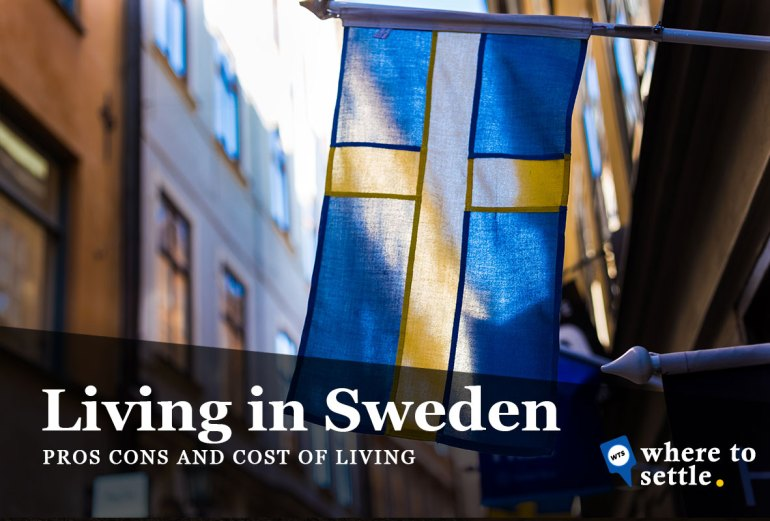 Pros and Cons of Living in Sweden