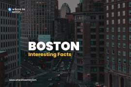 Facts About Boston