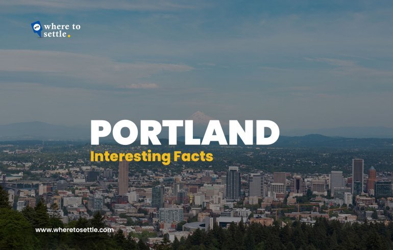 Interesting Facts about Portland Oregon