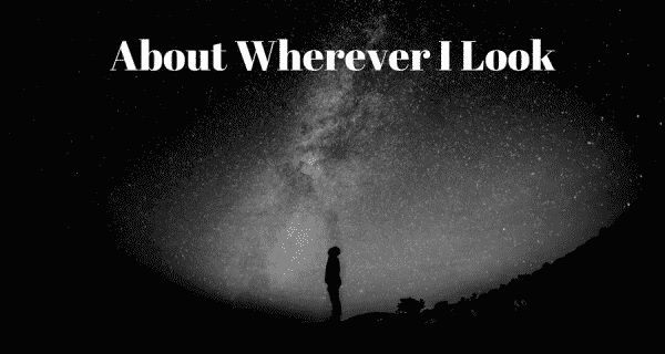 About Wherever I Look