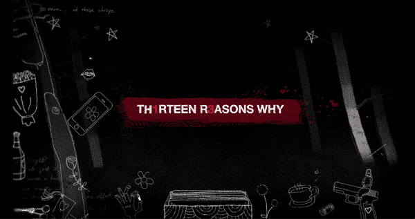 Thirteen Reasons Why Title Card