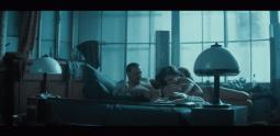 James McAvoy as David Percival in Atomic Blonde