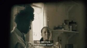 Such as when Nova, last season, called Charley a bougie bitch