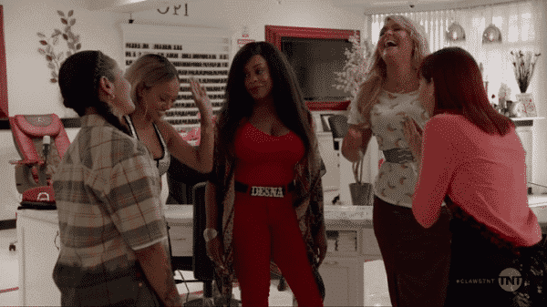 "Claws: Season 1/ Episode 10 ""Avalanche"" - The ladies of Claws"