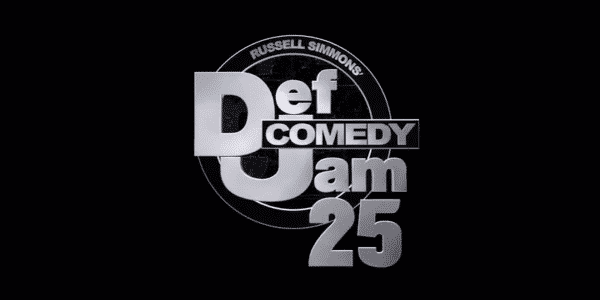 Def Comedy Jam 25 - Title Card