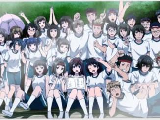 Nobuaki's class picture