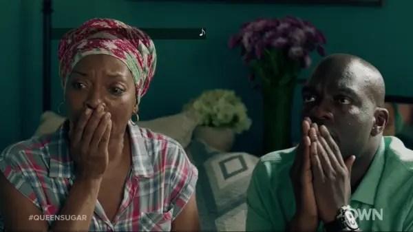Queen Sugar Season 2 Episode 15 Copper Sun - Aunt vi and Hollywood