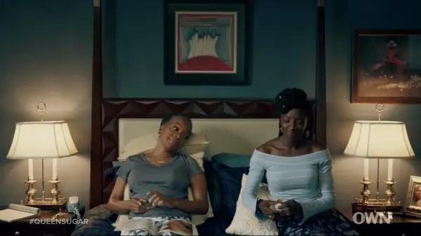 Queen Sugar Season 2 Episode 15 Copper Sun - Aunt Vi and Nova