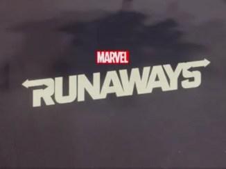 Runaways Season 1 Episode 1 Reunion [Series Premiere] - Title Card