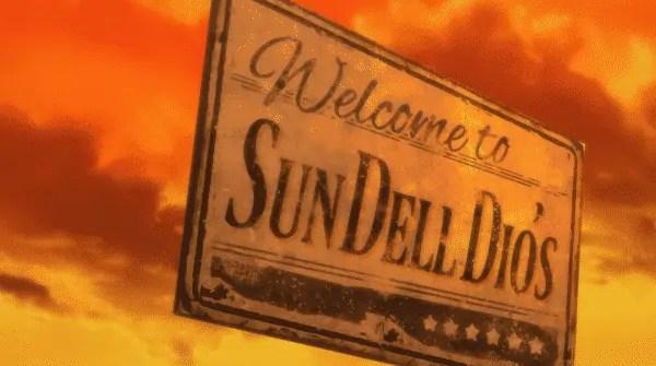 Garo - Vanishing Line Season 1 Episode 11 Kidnap - Welcome to Sun Dell Dios