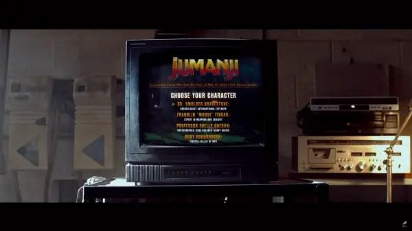 Jumanji Welcome To The Jungle - Jumanji the Video Game