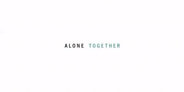 Alone Together Season 1 Episode 1 Pilot [Series Premiere] - Title Card