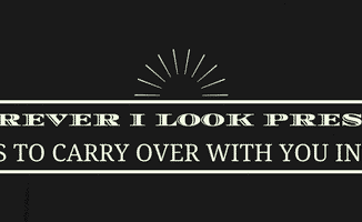 Wherever I Look Presents: Quotes To Carry Over With You Into 2018