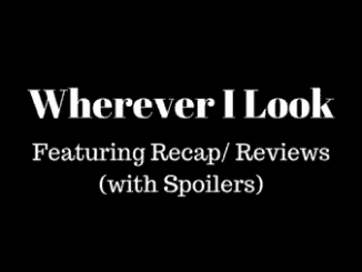 Wherever I Look Logo
