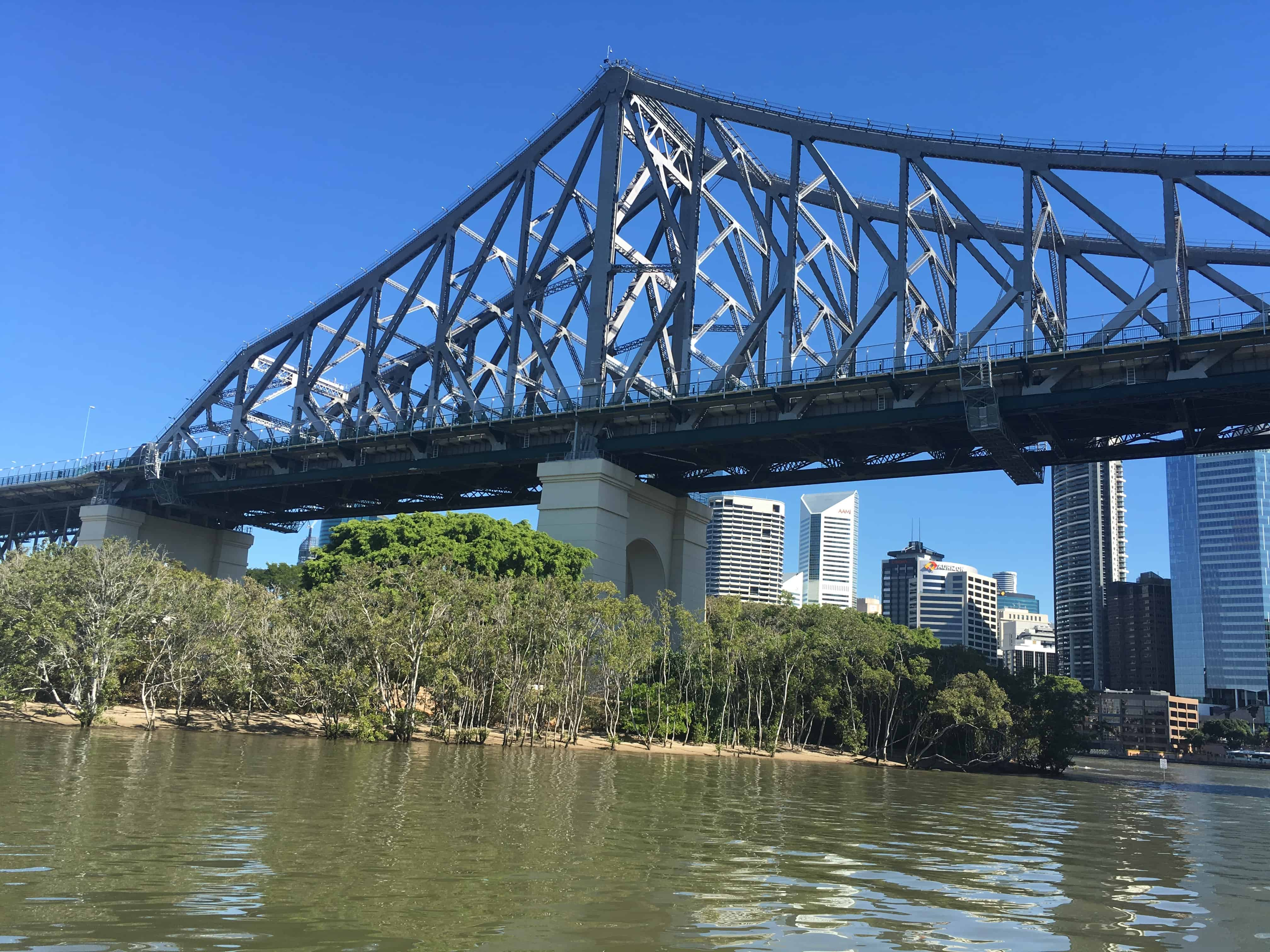 Brisbane, a day on the River…