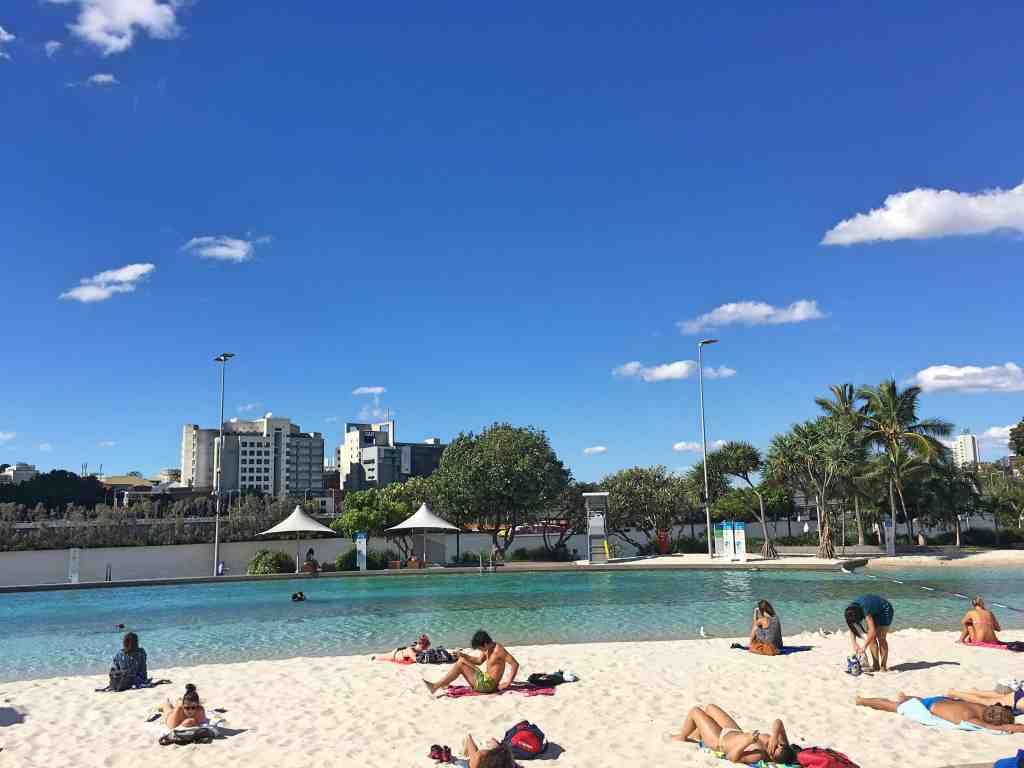 Brisbane really is so lucky to have fantastic public spaces for people to enjoy the great weather