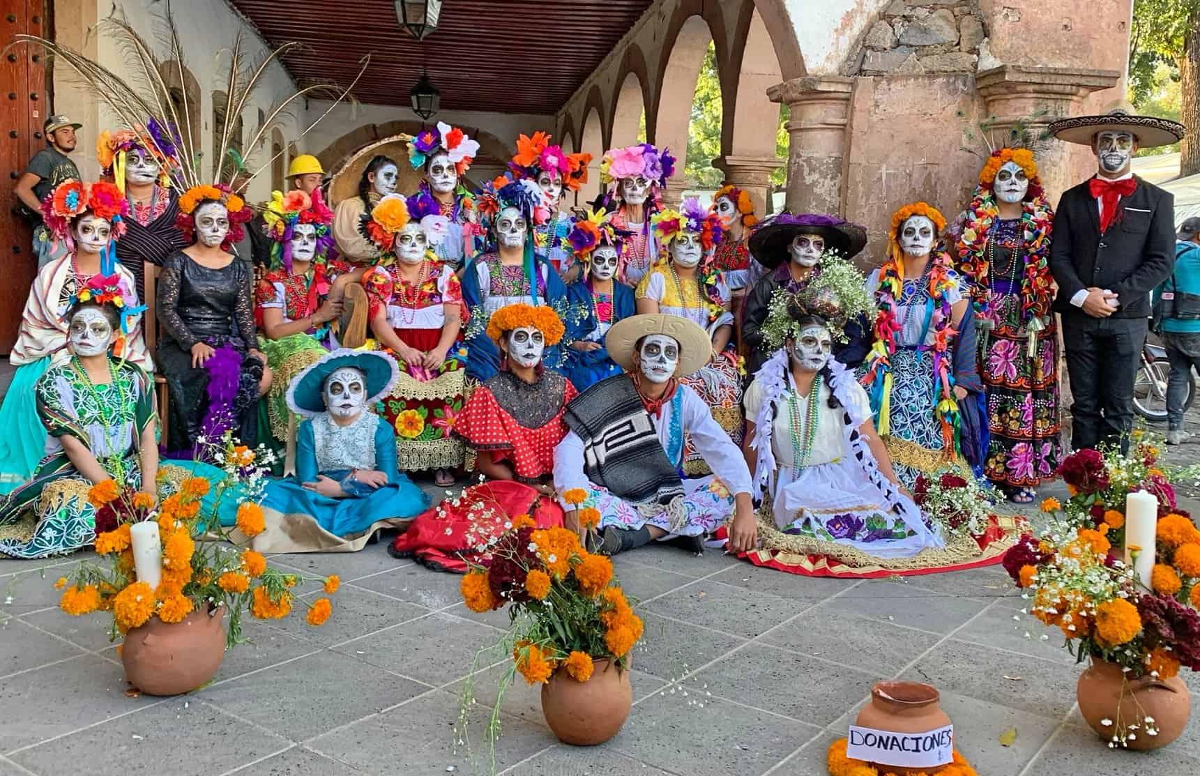 Day of the Dead in Patzcuaro
