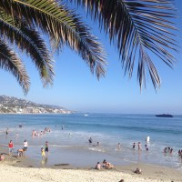 Laguna Beach, where there are no lagoons (see history of city's name below)