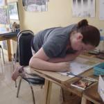 9 things I learned in art class