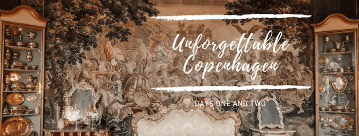 Copenhagen City Break – day 1 and 2