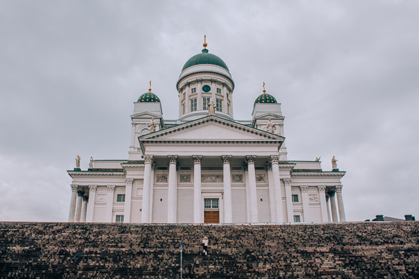 Helsinki Cathedral Instagrammable Itinerary