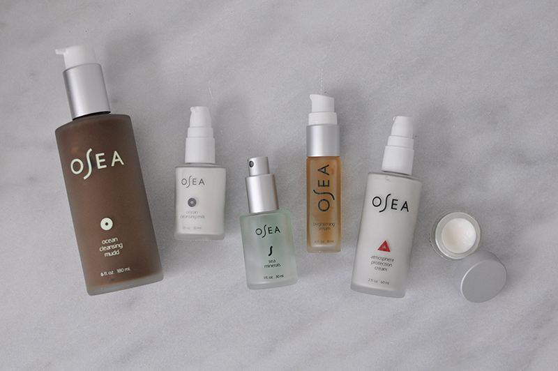 Osea-Malibu-skincare-blogger-review-organic-vegan-seaweed-oily-combination-skin-starter-set-2