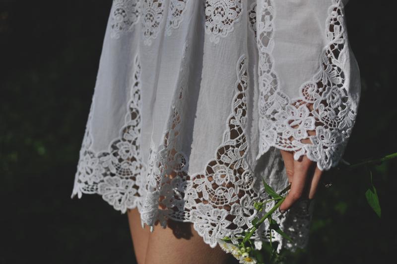Spring 2016 Little White Dress Trend