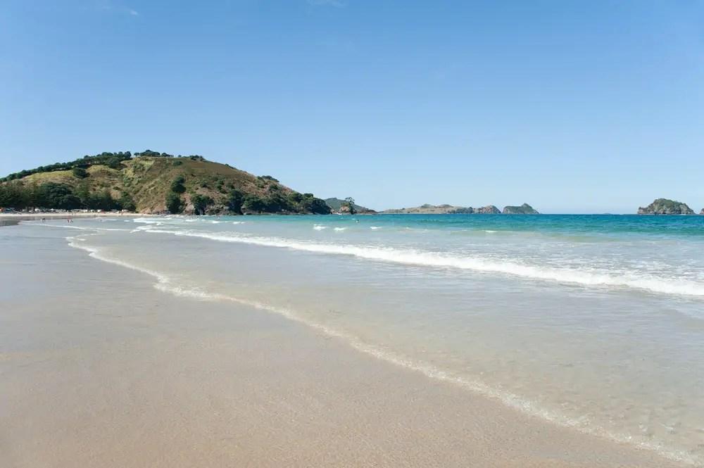 Matauri Bay in Northland region of New Zealand's North Island