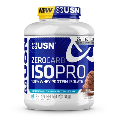 zero carb isopro 4 lb chocolate